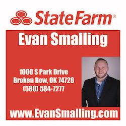 Evan Smalling 250